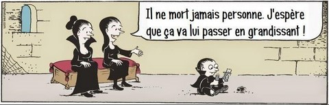 Le petit vampire, blague Halloween https://www.blagues-en-stock.org