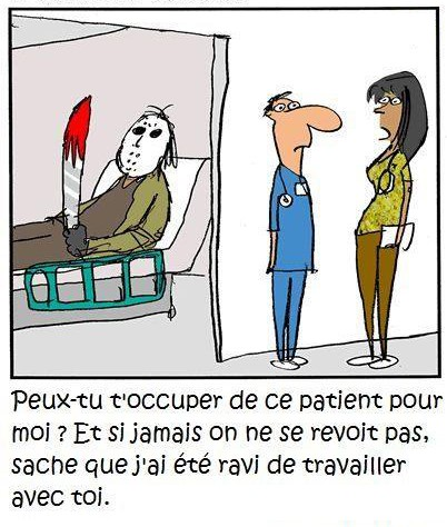 Le patient dangereux, blague Halloween https://www.blagues-en-stock.org